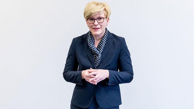 Susitikimas su kandidate į LR Prezidentus Ingrida Šimonyte
