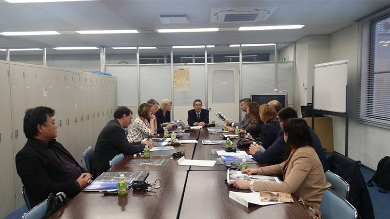 LISPA narių verslo misija į Japoniją